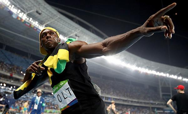 Usain Bolt: Người đàn ông nhanh nhất hành tinh