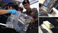 Tìm thấy nhiều bom chưa nổ ở các điểm du lịch Thái