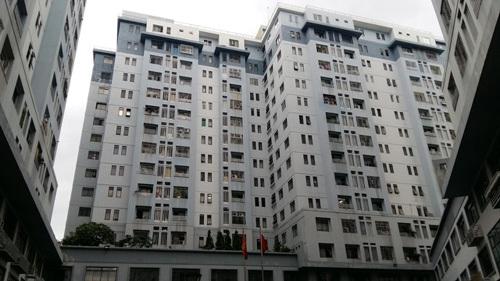 tranh chấp chung cư, sở hữu chung riêng chung cư, chung cư số 1 Tôn Thất Thuyết