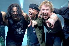 Ban nhạc Scorpions đến Việt Nam
