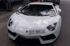 Siêu xe Lamborghini 26 tỷ đỗ nhầm chỗ và cái kết đắng