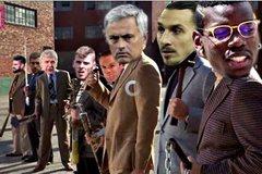 """Mourinho và Pep """"hỗn chiến"""", Ibrahimovic """"hạ sát"""" Ranieri"""