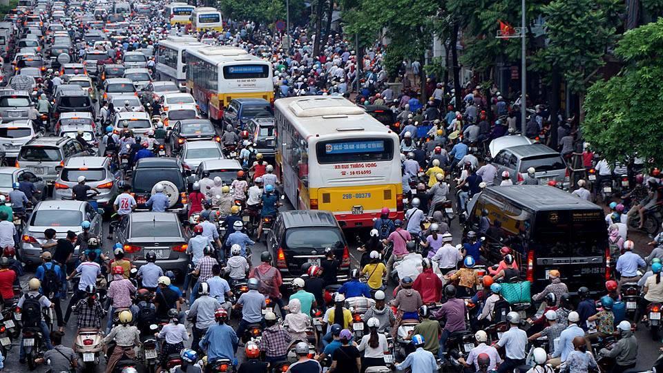 đỗ xe, ùn tắc giao thông, hà nội, thí điểm đỗ xe chẵn lẻ theo ngày, Hà Nội, chủ tịch nguyễn đức chung, cấm xe máy