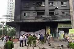 Chung cư Mường Thanh thiếu an toàn PCCC: Hà Nội gia hạn lần cuối