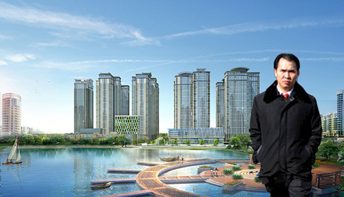 đại gia bất động sản, Maritime Bank, ông Đinh Trường Chinh