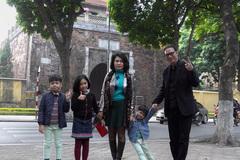 ĐD Trần Lực: 'Nhiều người bảo vợ chồng tôi không biết dạy con'