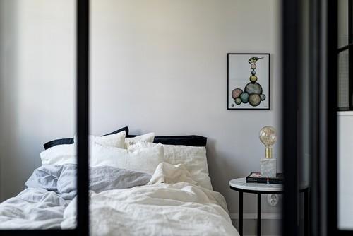căn hộ 37m2, thiết kế nhà, thiết kế căn hộ đẹp, thiết kế nhà cho nàng độc thân