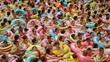 Rùng mình bể bơi 'Biển Chết' 6.000 người kéo đến