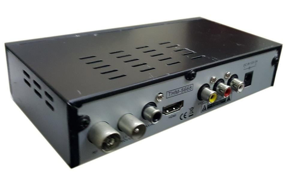 truyền hình số mặt đất, analog, TV tích hợp đầu thu DVB-T2, đầu thu DVB-T2, kênh analog,  truyền hình tương tự mặt đất, truyền hình số