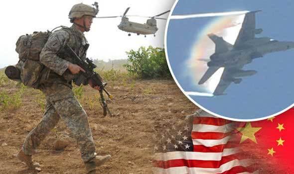 chiến tranh, Mỹ, Trung Quốc, thế chiến 3