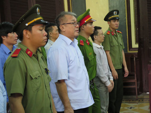 Phạm Công Danh đối diện mức án 30 năm tù