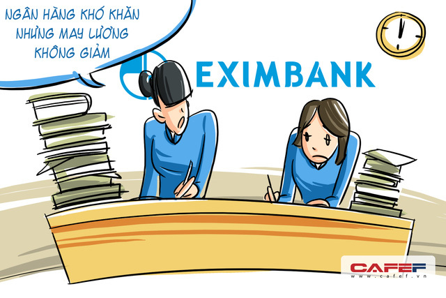 'Khổ' như nhân viên ngân hàng