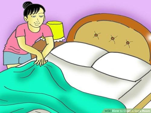Những người dọn giường buổi sáng dễ thành công