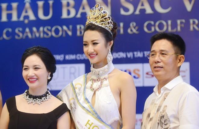 8 đứa con và chuyện chưa biết về mẹ Hoa hậu Thu Ngân