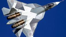 Siêu chiến cơ thế hệ 5 của Nga chính thức lộ diện