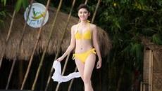 Thí sinh Hoa hậu VN tự tin diện bikini khoe dáng sexy
