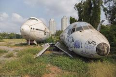 Bí ẩn hai chiếc máy bay 'bị ma ám' ở Bangkok