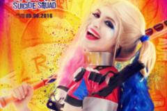 Xem bộ ảnh cosplay Harley Quinn cực kỳ cá tính của cô nàng Andrea