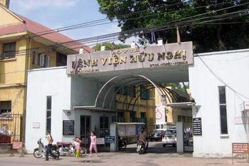 Bệnh viện Việt Xô có người phụ trách mới