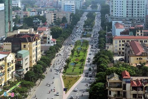 dự án cắt cỏ ở Hà Nội, cắt cỏ tiền tỷ, công tác duy tu cây xanh, thảm cỏ, dự án vốn ngân sách nhà nước