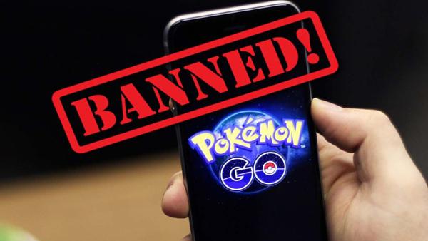 Những vi phạm khiến tài khoản Pokemon Go bị khoá