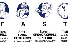 Tê mặt, méo miệng: Nghĩ ngay đến đột quỵ