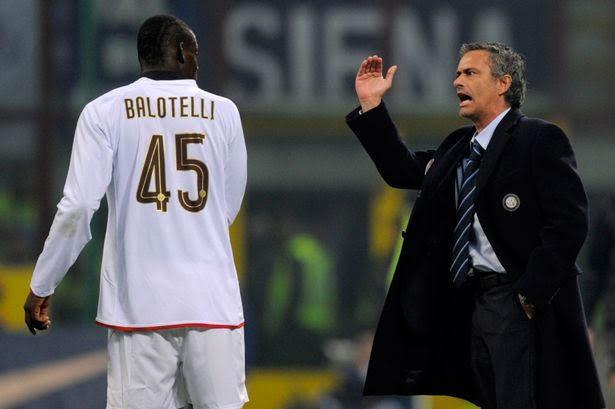 Bí mật gặp 'ông kễnh' Balotelli, Mourinho khuyên gì?