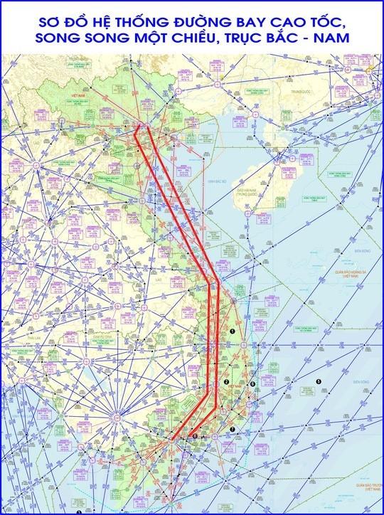 Hôm nay 18/8: Mở đường bay cao tốc Bắc – Nam