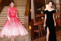 Phạm Hương, Thu Thảo, Kỳ Duyên cũng mặc váy nhái sao?