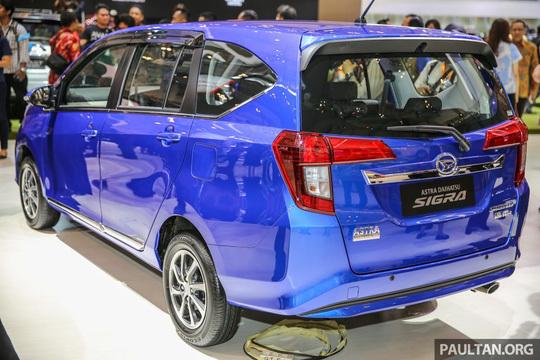 Toyota Calya có người anh em song sinh Daihatsu Sigra trình làng 2
