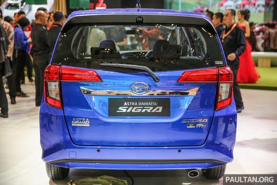 Toyota Calya có người anh em song sinh Daihatsu Sigra trình làng 3