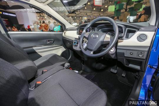 Toyota Calya có người anh em song sinh Daihatsu Sigra trình làng 4