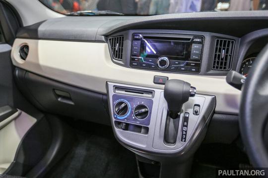 Toyota Calya có người anh em song sinh Daihatsu Sigra trình làng 5