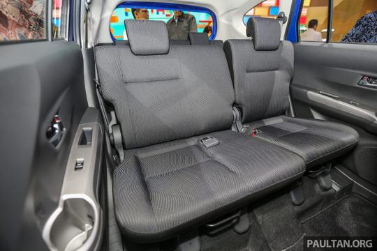 Toyota Calya có người anh em song sinh Daihatsu Sigra trình làng 8