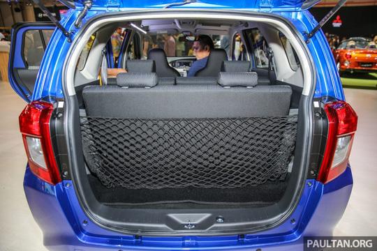 Toyota Calya có người anh em song sinh Daihatsu Sigra trình làng 9