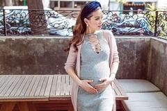 Dàn Hoa hậu, Á hậu đẹp viên mãn khi đang mang bầu