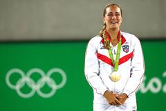 """Puerto Rico """"nổ tung"""" vì tấm HCV đầu tiên ở Olympic"""