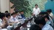 Phó Thủ tướng họp khẩn 28 tỉnh chống bão Thần sét