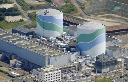 Nhật Bản, lò phản ứng hạt nhân