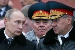 Putin-Shoigu: Sĩ quan và quý ông
