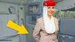 Đằng sau động tác tay bí ẩn của các tiếp viên hàng không