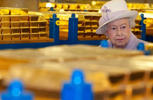 Bí ẩn kho vàng hơn 8.000 tấn vàng lớn nhất thế giới