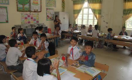 Bộ Giáo dục khuyến khích địa phương triển khai VNEN tự nguyện