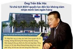 Ông Trần Bắc Hà: Chủ tịch BIDV quyền lực, không dám nhận làm ngân hàng