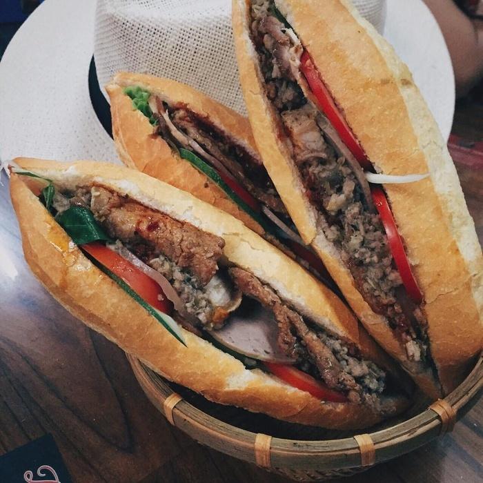 Những món ăn đường phố được checkin nhiều nhất trên Instagram