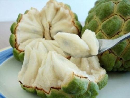 Cẩn trọng, quả na ủ hóa chất, thúc chín, chín ép, hoa quả, trái cây, ép chín, ung thư,