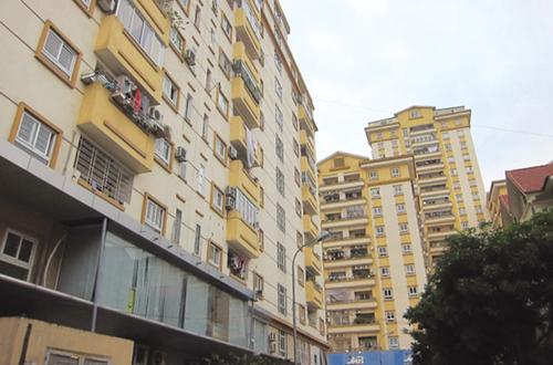 chung cư Mễ Trì Thượng, Handico 68, vận hành quản lý chung cư