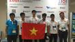 VN giành 2 Huy chương Vàng Olympic Tin học quốc tế