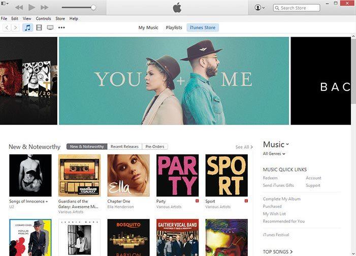 Apple bị tố ăn cắp ý tưởng về iTunes
