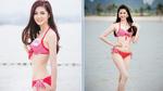 Thí sinh eo nhỏ như Ngọc Trinh ở Hoa hậu VN 2016